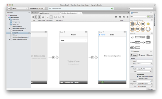 Introduction to Xamarin – Amjad Al-Husseini