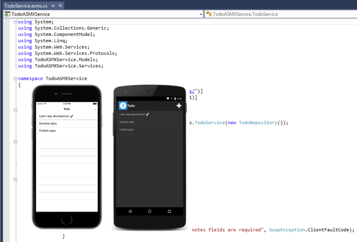 Consuming authenticated APIs with Xamarin.Forms